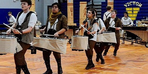 Victor Indoor Percussion Ensemble